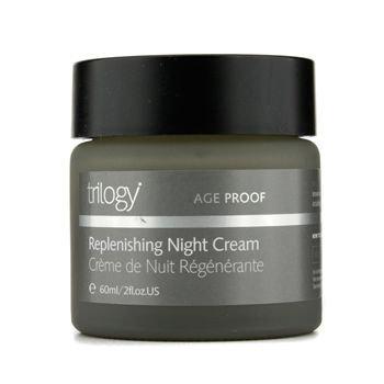 Trilogy Age Proof Replenishing Night Cream (60g)