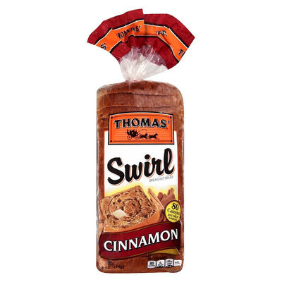 Thomas Cinnamon Toasting Bread 16 oz