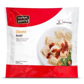 Market Pantry Square Cheese Ravioli 25 oz