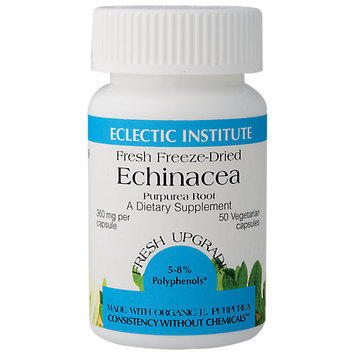 Eclectic Institute Inc Echinacea Purpurea Root 50 Caps