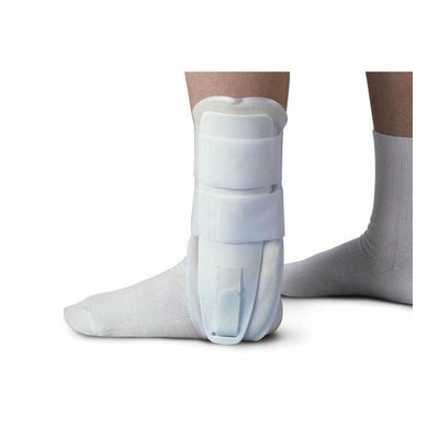 Medline Universal Foam Stirrup-Style Ankle Support