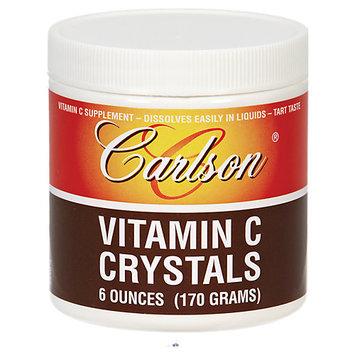 Carlson Laboratories Vitamin C Crystals - 6 Ounces Powder - Vitamin C Complex