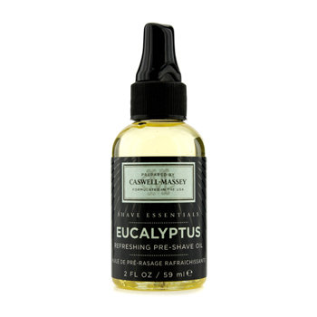 Caswell-massey Eucalyptus Refreshing Pre-Shave Oil