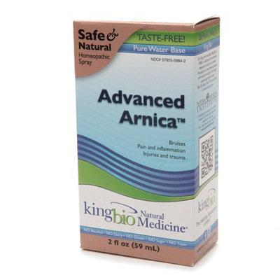 Natural Medicine by King Bio Advanced Arnica