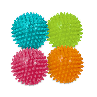 Petco Bouncing Spiny Ball Dog Toy, 4.5 Diameter