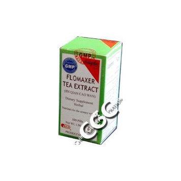 Flomaxer Tea Extract (Jin Qian Cao Wan) 100 Pills X 4
