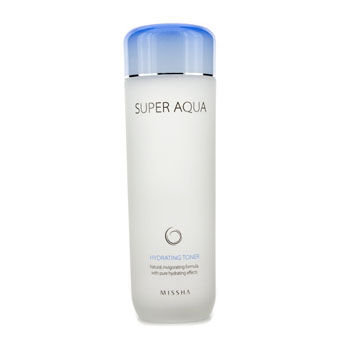 Missha Super Aqua Hydrating Toner 150ml/5oz