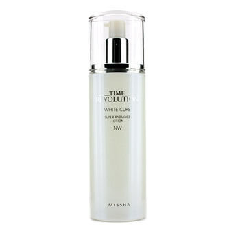 Missha Time Revolution White Cure Super Radiance Lotion NW 130ml/4.4oz