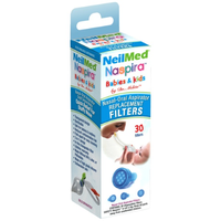 NeilMed Naspira Filter Replacements - 30 Count