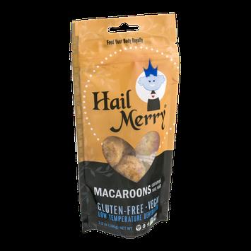 Hail Merry Macaroons Caramel Sea Salt