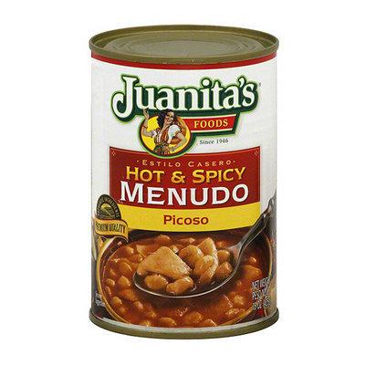 Juanita's Foods Hot & Spicy Menudo