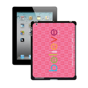 Believetek Believe Pink iPad2 and New Case