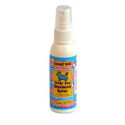 Cardinal Laboratories Crazy Pet Baby Powder Grooming Spray 2oz