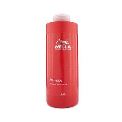 Wella Brilliance Conditioner (For Colored Hair) 1000ml/33.8oz
