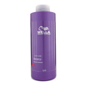 Wella Balance Sensitive Shampoo 1000ml/33.8oz