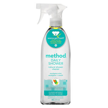 Method Eucalyptus Daily Shower Cleaner 28 oz