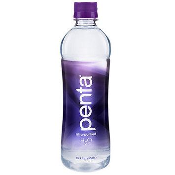 Penta - Ultra-Purified Antioxidant Water - 24/16.9 oz. Bottles - 1 Case