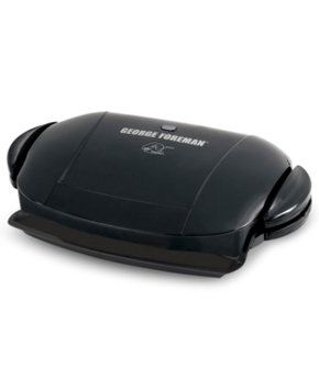 Applica Consumer Products, Inc Applica George Foreman Removable Plate Grill Black