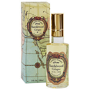 Caswell-Massey Sandalwood Cologne Spray