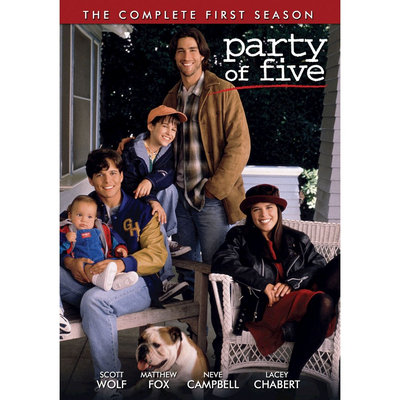 Party of Five: The Complete First Season (4 Discs)