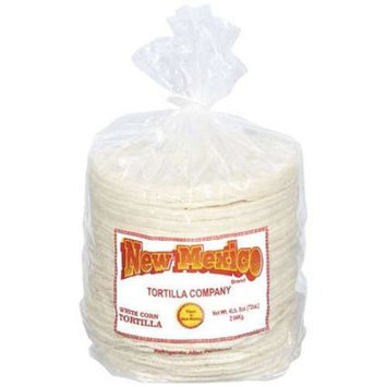 New Mexico Mexico: White Corn Tortillas, 72 oz