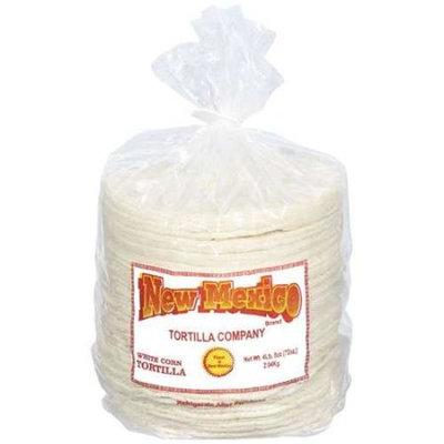 New Mexico Mexico: White Corn Tortillas, 72 oz