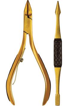 Revlon Gold Series Titanium Coated Ingrown Away Set