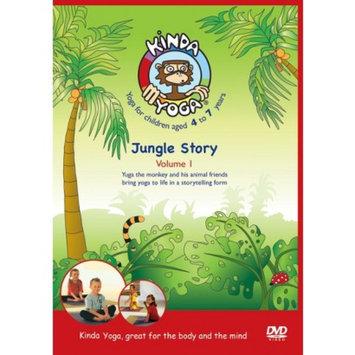Cheers Media Kinda Yoga: Jungle Story - DVD