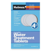 Holmes Pack of 15 Humidifier Water Treatment Tablets