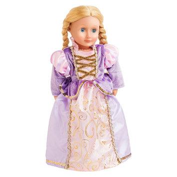Little Adventures Doll Dress Classic Rapunzel