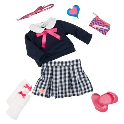 Our Generation Regular Outfit - School Uniform