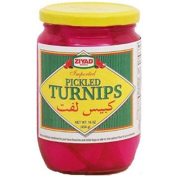 Ziyad, Turnip Pickled, 14.08 OZ (Pack of 6)