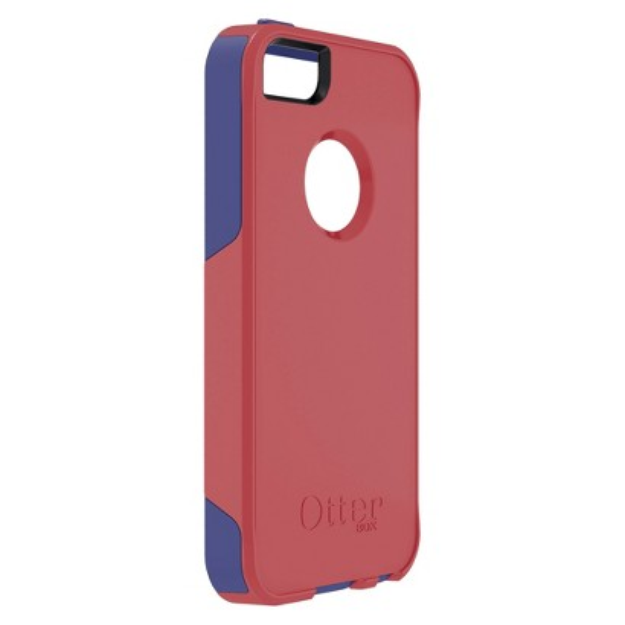Otterbox Commuter Cell Phone Case for iPhone 5S/5C - Berry/Purple