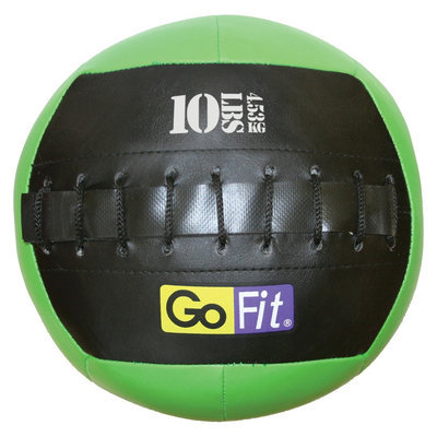GoFit Cross Fit-Style WallBall 10 pounds