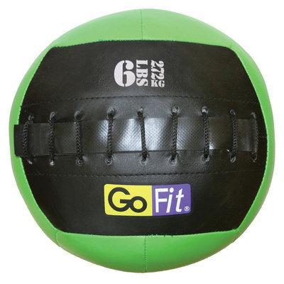 GoFit Cross Fit-Style WallBall 6 pounds