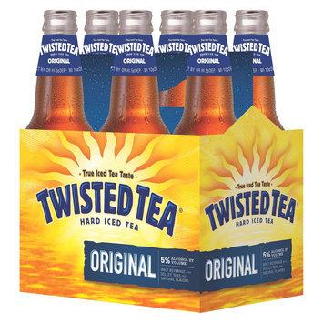 Boston Beer Company TWISTED TEA TWISTED TEA 6PK ORIGINAL MALT BEV