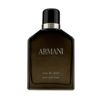 Armani Eau De Nuit After Shave Lotion - 100ml/3.4oz