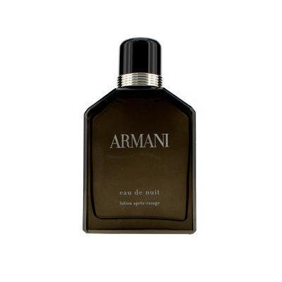 Armani Eau De Nuit After Shave Lotion - 100ml/3.4oz