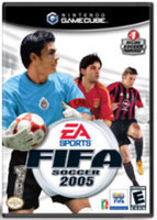 EA FIFA Soccer 2005 Gamecube
