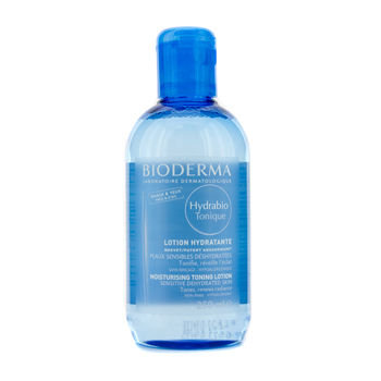 Bioderma - Hydrabio Moisturising Toning Lotion (For Sensitive Dehydrated Skin) 250ml/8.4oz