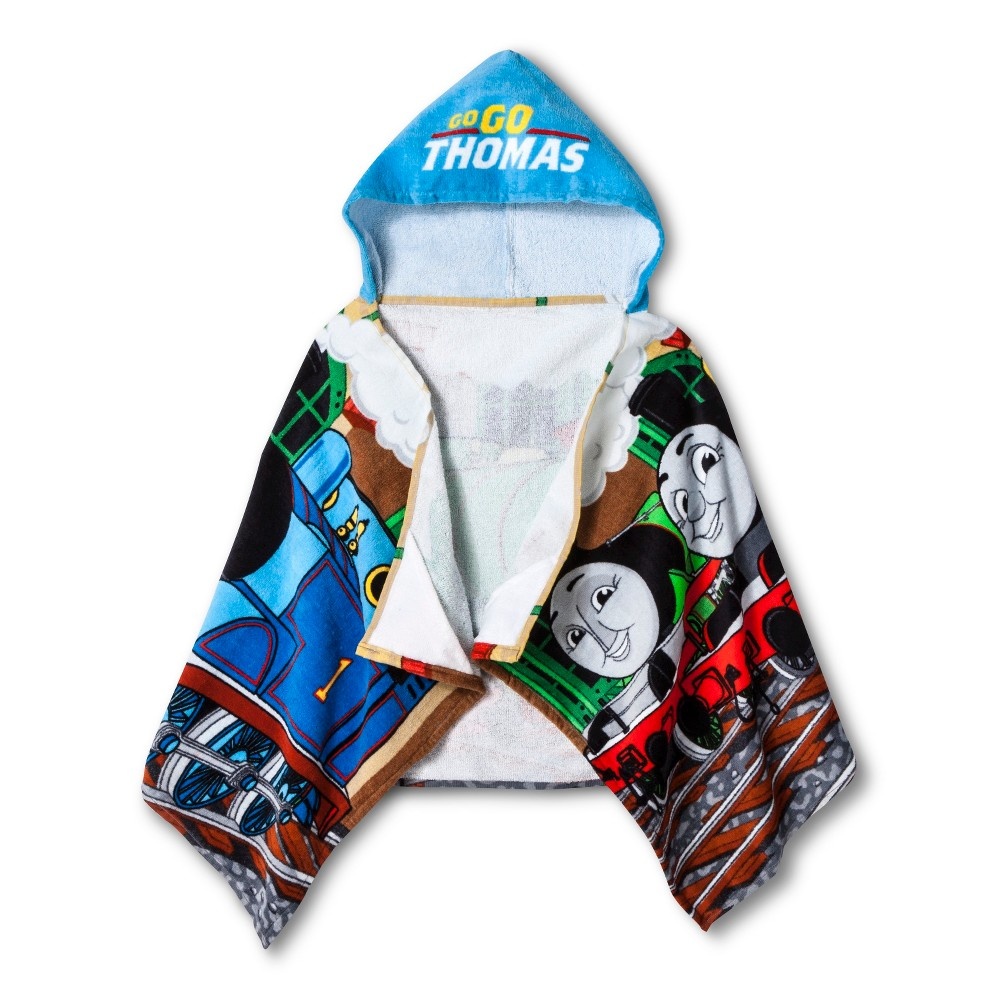 Thomas The Train Thomas & Friends Hooded Towel - Blue