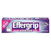 Effergrip Denture Adhesive Cream 2.5 oz