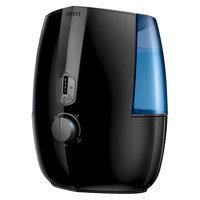 HoMedics Cool/Warm Mist Ultrasonic Humidifier - Black