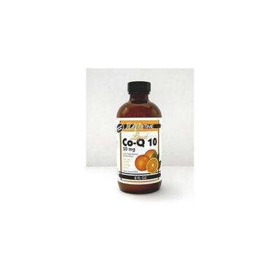 LIQUID CO-Q 10 50MG VANILLA/ORANGE LifeTime 8 oz Liquid