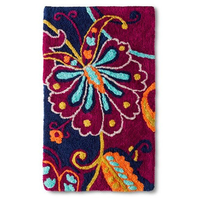 Boho Boutique Bath Rug - Multi-Color (20X34