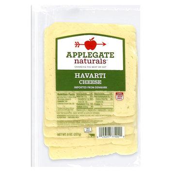 Applegate Farms Applegate Havarti Cheese 8 oz