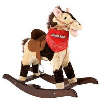 Tek Nek Rockin' Rider Sheriff Rocking Horse
