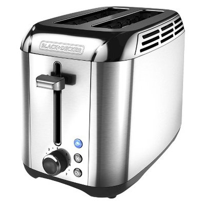 Black & Decker Black+Decker 2-Slice Rapid Toaster