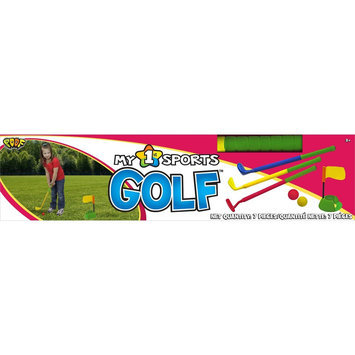Poof-slinky Poof Slinky My First Sports Golf Set
