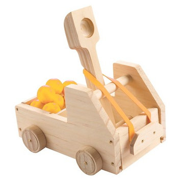 Reeves Truck Catapult